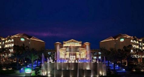 博罗万怡酒店