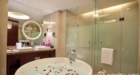 酒店客房为什么要配置浴缸